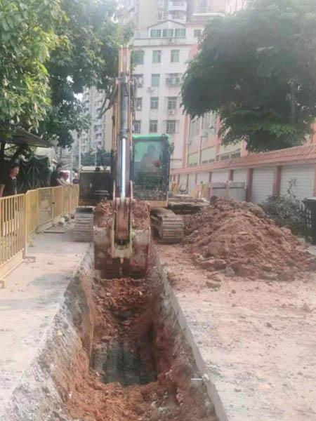 沟槽开挖2